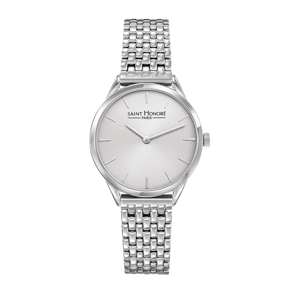 ALLURE Women's watch - Stainless steel case, metal strap